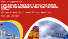 NEW AWARD - Port security and safety of navigation in Eastern and Southern Africa and the Indian Ocean